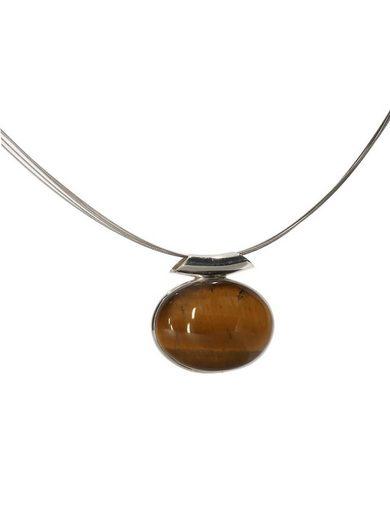 Adelia´s Kette ohne Anhänger »Halskette Edelstahl 42 cm«