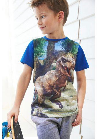 KIDSWORLD Marškinėliai »DINOSAURIER«