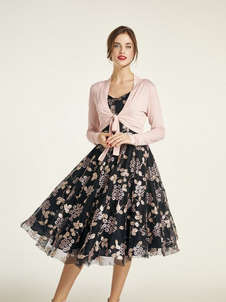 Festtagsmode - ASHLEY BROOKE by Heine Abendkleid mit Petticoat ›  - Onlineshop OTTO
