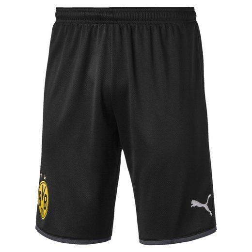 PUMA Jogginghose »BVB Herren Replica Shorts«
