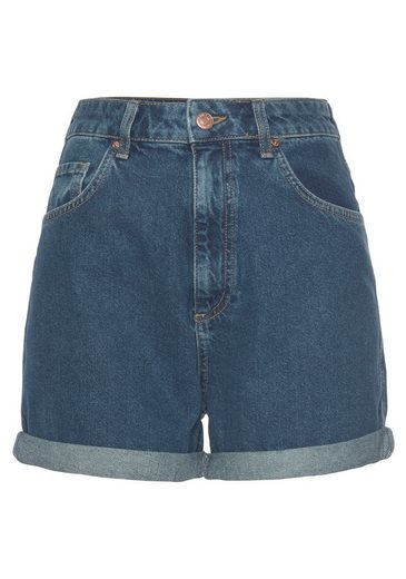 Mavi Jeansshorts »CLARA« mit krempelbaren Saumabschluss