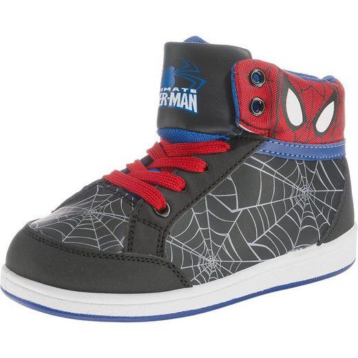 Spiderman »Spider-Man Sneakers High für Jungen« Sneaker