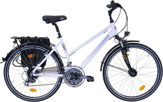 Performance Trekkingrad, Shimano ACERA RDM360 Schaltwerk, Kettenschaltung