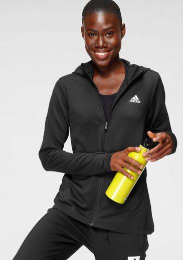 adidas Performance Trainingsjacke »AEROREADY KNIT JACKET«