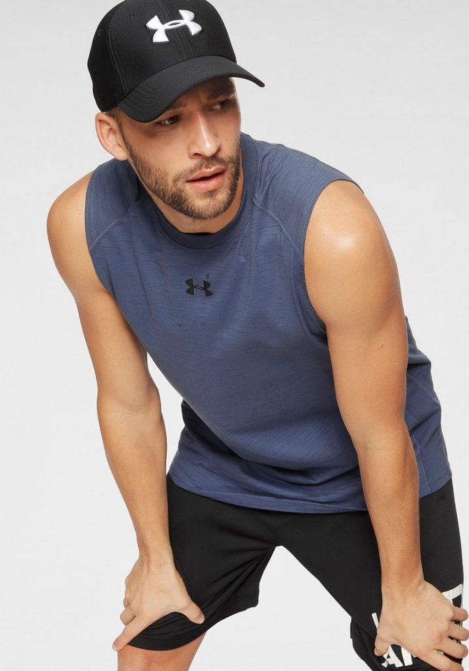 under armour® -  Tanktop »CHARGED COTTON TANK«