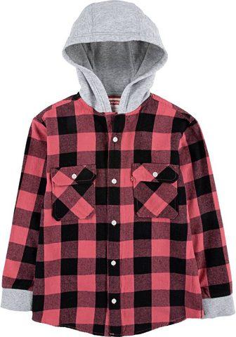 Levi's Kidswear Languoti marškiniai su Kapuze