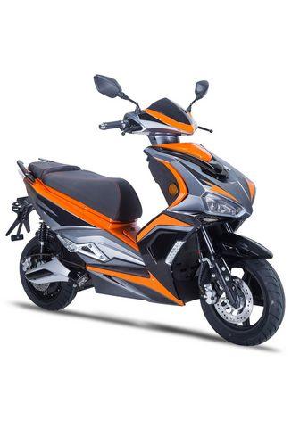 GT UNION E-Motorroller »eStriker 45 km/h« 3000 ...