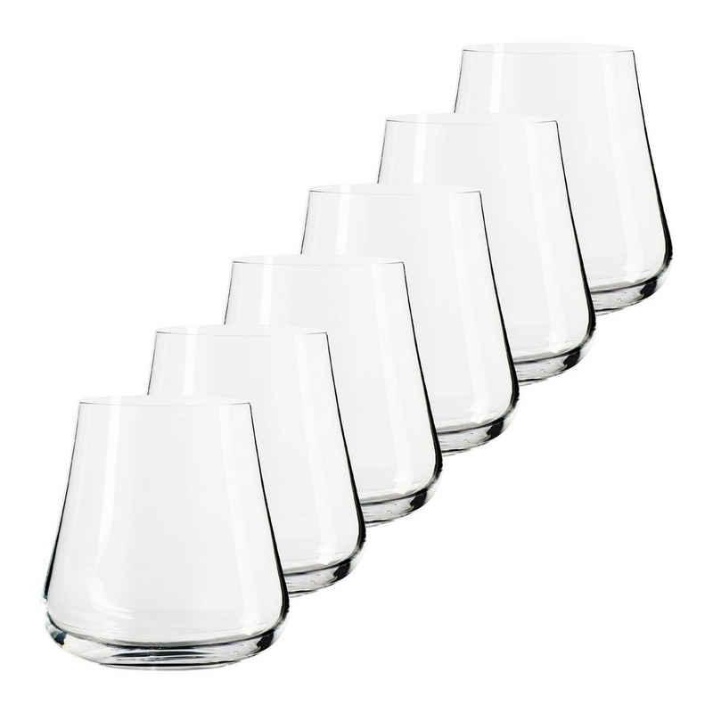 Gabriel-Glas Weinglas »DrinkArt Glas Becher 470ml 6er Set«