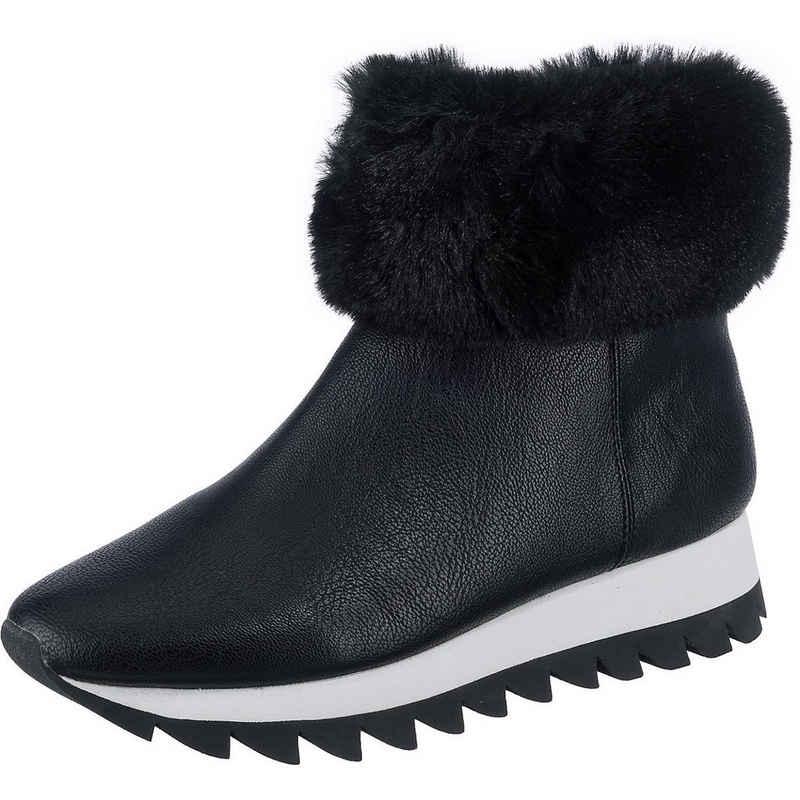 DKNY »Al - Ankle Boot W/ Fur 35mm Winterstiefeletten« Winterstiefelette