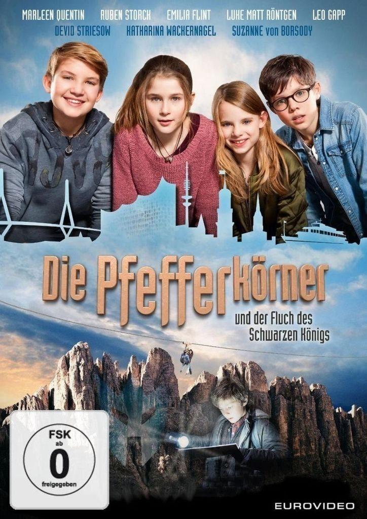 Eurovideo DVD - Film »Die Pfefferkörner«