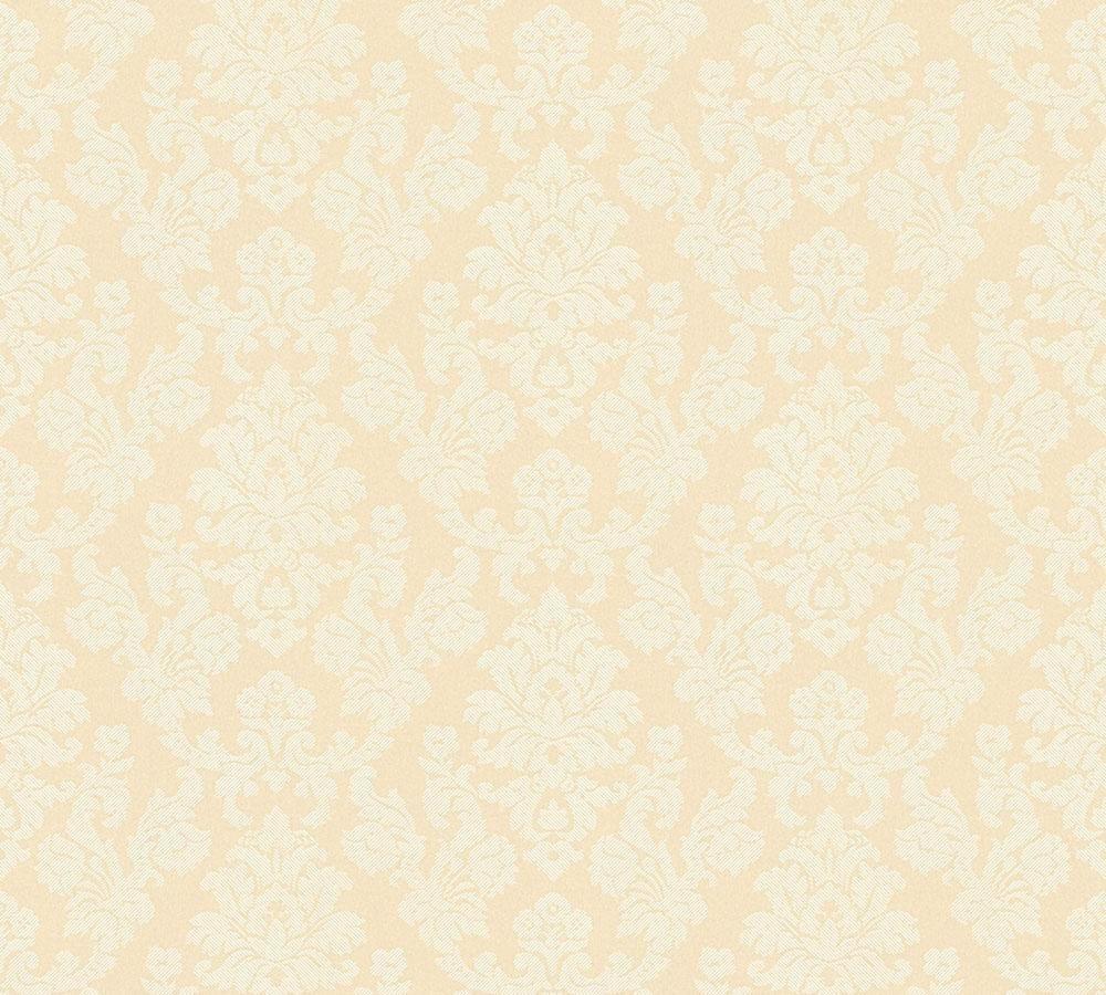 Schaumtapete (Papierträgerbasis), Livingwalls, »New Look« | Baumarkt | Muster - Rosa - Türkis - Beige | living walls
