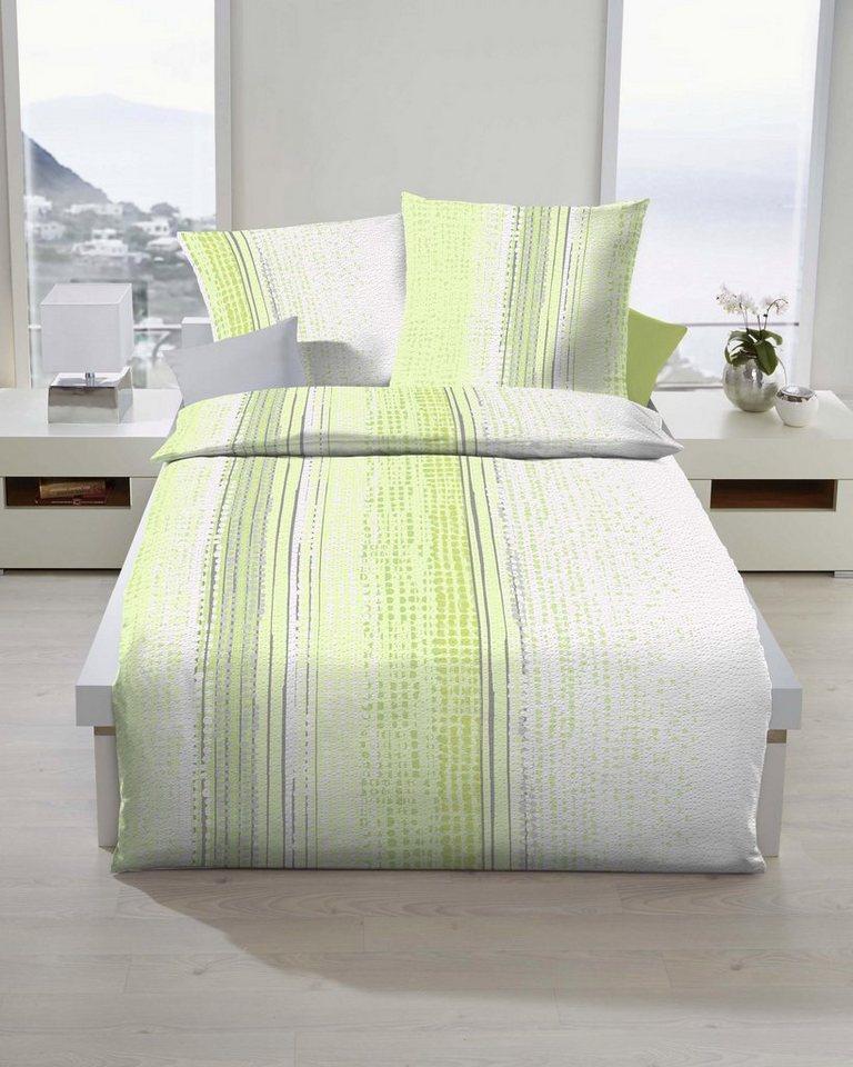 bettw sche eclipse kaeppel im sch nen streifenmuster online kaufen otto. Black Bedroom Furniture Sets. Home Design Ideas