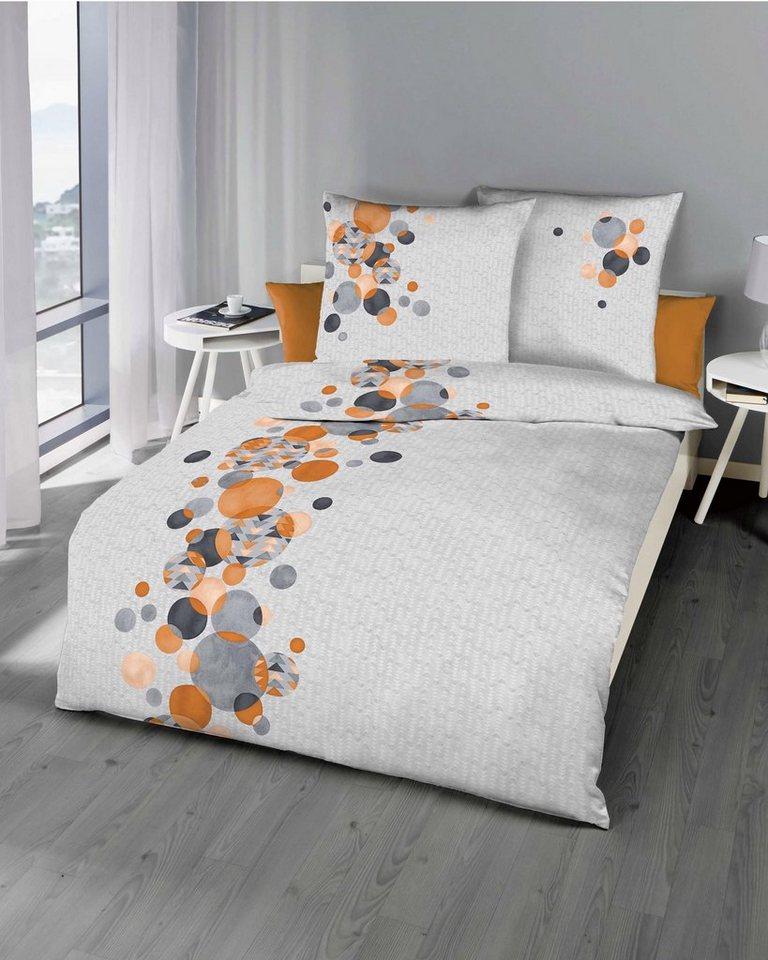 bettw sche global kaeppel mit kreisen kaufen otto. Black Bedroom Furniture Sets. Home Design Ideas