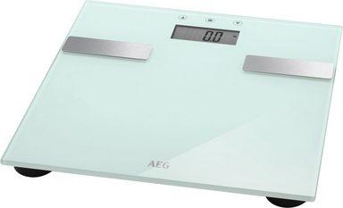 AEG Körper-Analyse-Waage »PW 5644 FA«, in 3 Farben