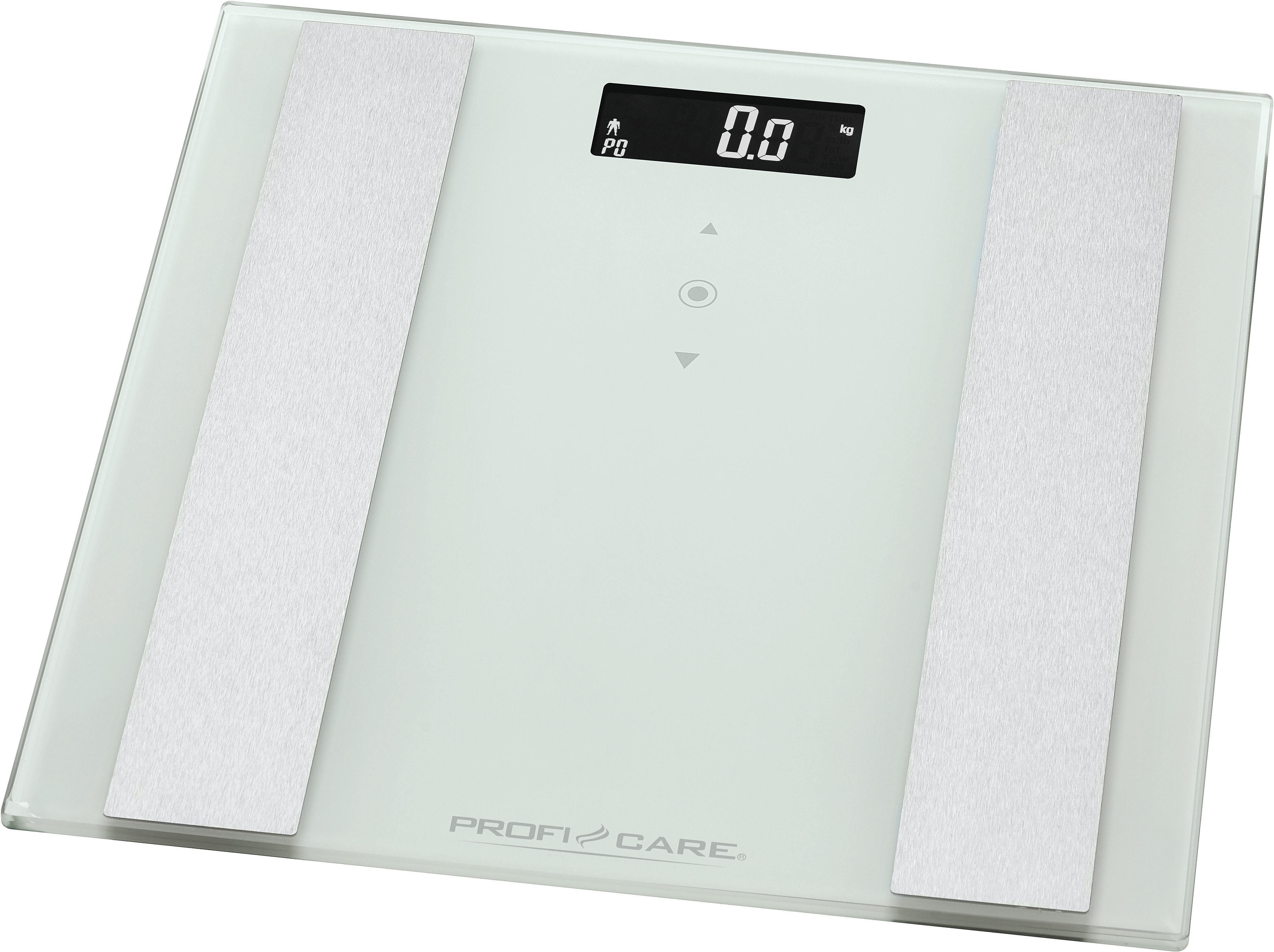 9 in 1 mit Bluetooth ProfiCare Körper-Analyse-Waage PC-PW 3008 BT