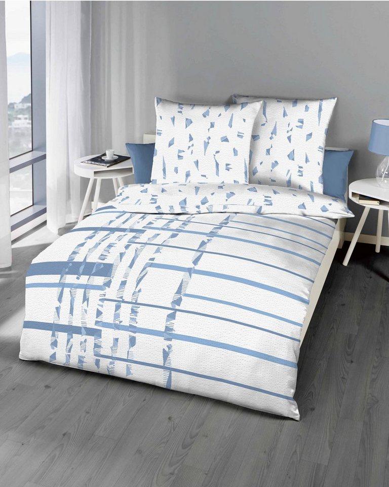 bettw sche gamble kaeppel mit ansprechendem muster online kaufen otto. Black Bedroom Furniture Sets. Home Design Ideas