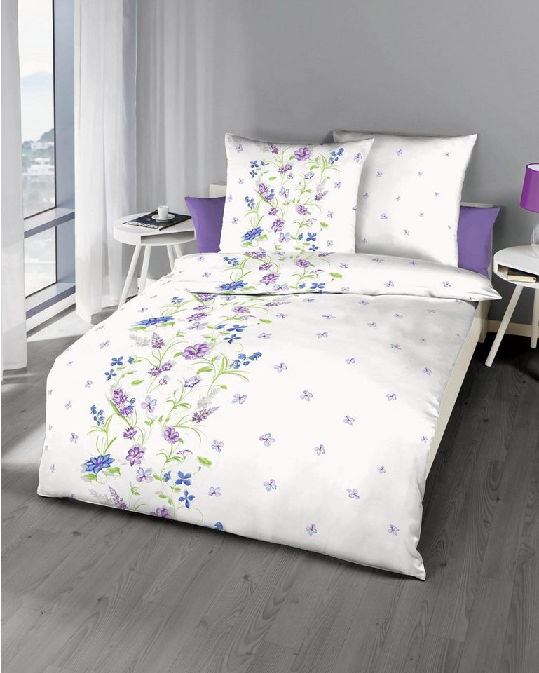 bettw sche viola kaeppel mit blumenranken otto. Black Bedroom Furniture Sets. Home Design Ideas