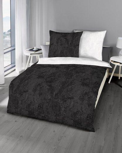 Bettwäsche »Texture«, Kaeppel, mit feiner Textur