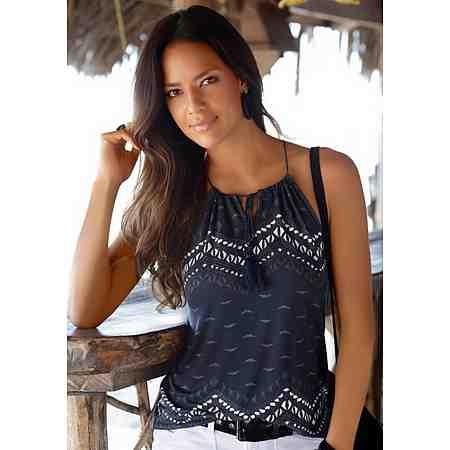 Strandbekleidung: Strandtops