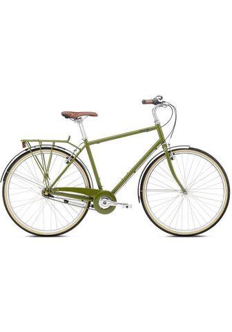 BREEZER BIKES Urbanbike »Downtown 7« 7 Gang Nabensch...