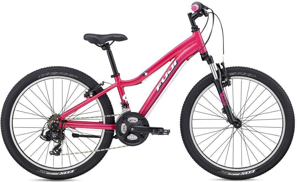 FUJI Bikes Jugendfahrrad »Dynamite 24 Comp«, 21 Gang Shimano Tourney Schaltwerk, Kettenschaltung