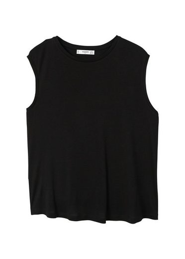 MANGO Basic-T-Shirt
