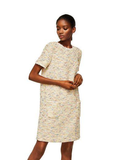 Mangue Tweed-kleid
