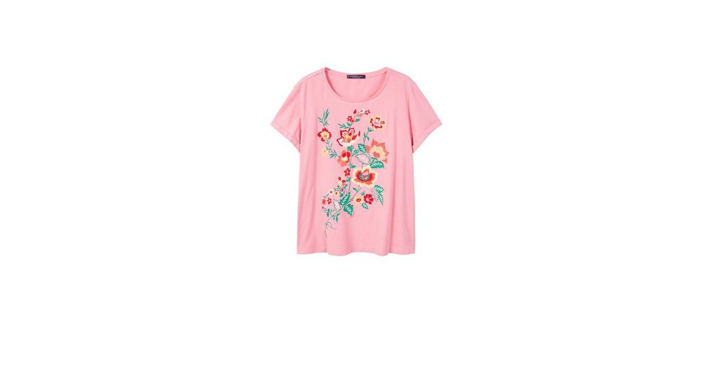 VIOLETA by Mango Baumwoll-Shirt mit Stickereien Online-Shopping Hohe Qualität Günstige Austrittsstellen Freies Verschiffen Preiswerte Reale Günstig Kaufen Niedrige Versandkosten lW47XE