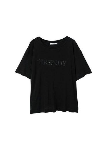 MANGO T-Shirt Ciao