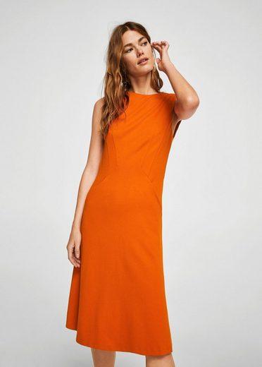 MANGO Kleid mit Seitentaschen