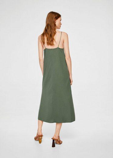 MANGO Négligé-Kleid aus Modal