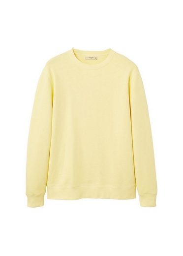 MANGO MAN Baumwoll-Sweatshirt