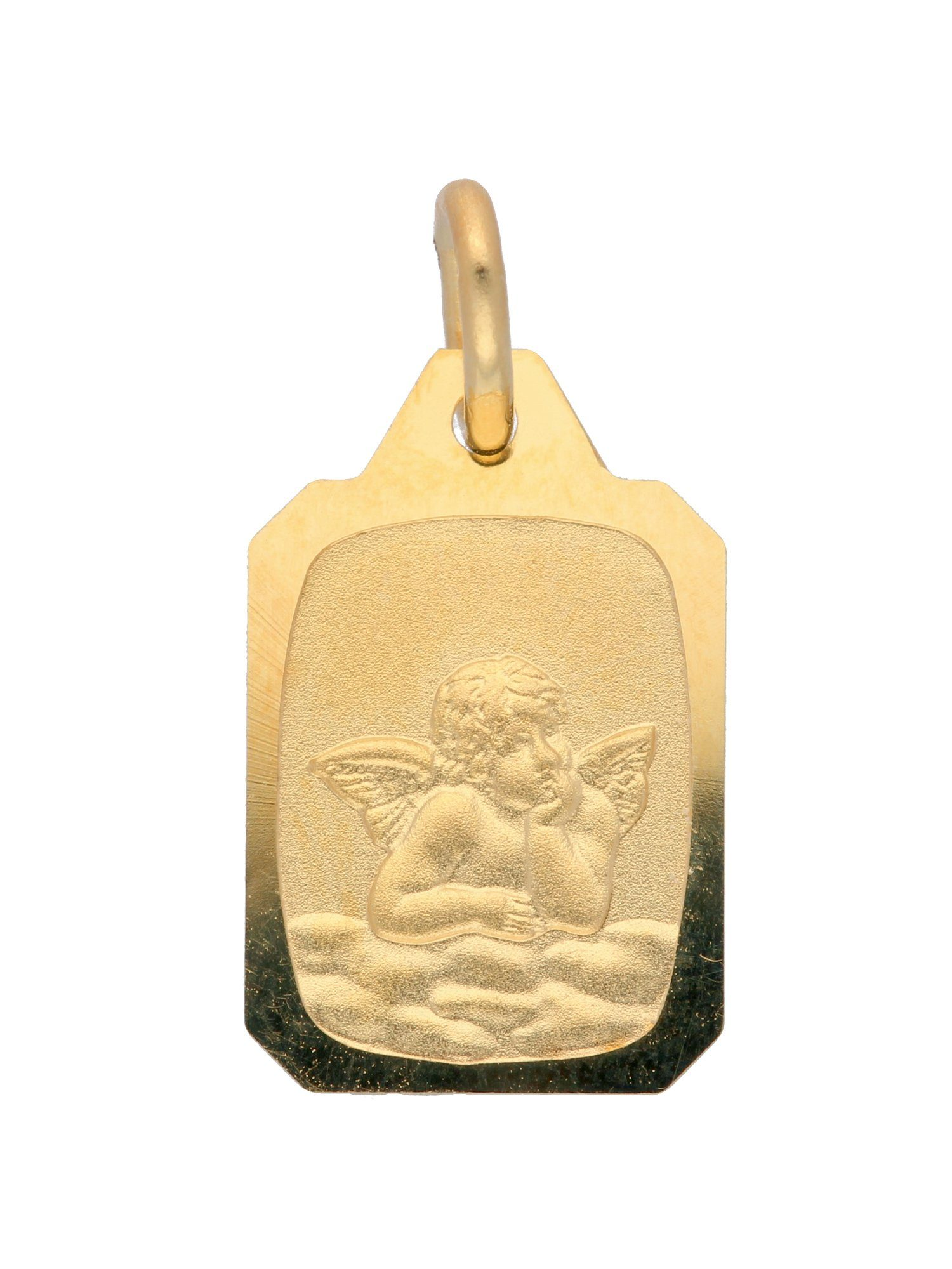 Adelia´s Kettenanhänger »Gold Anhänger«, 8 k 333 Amor