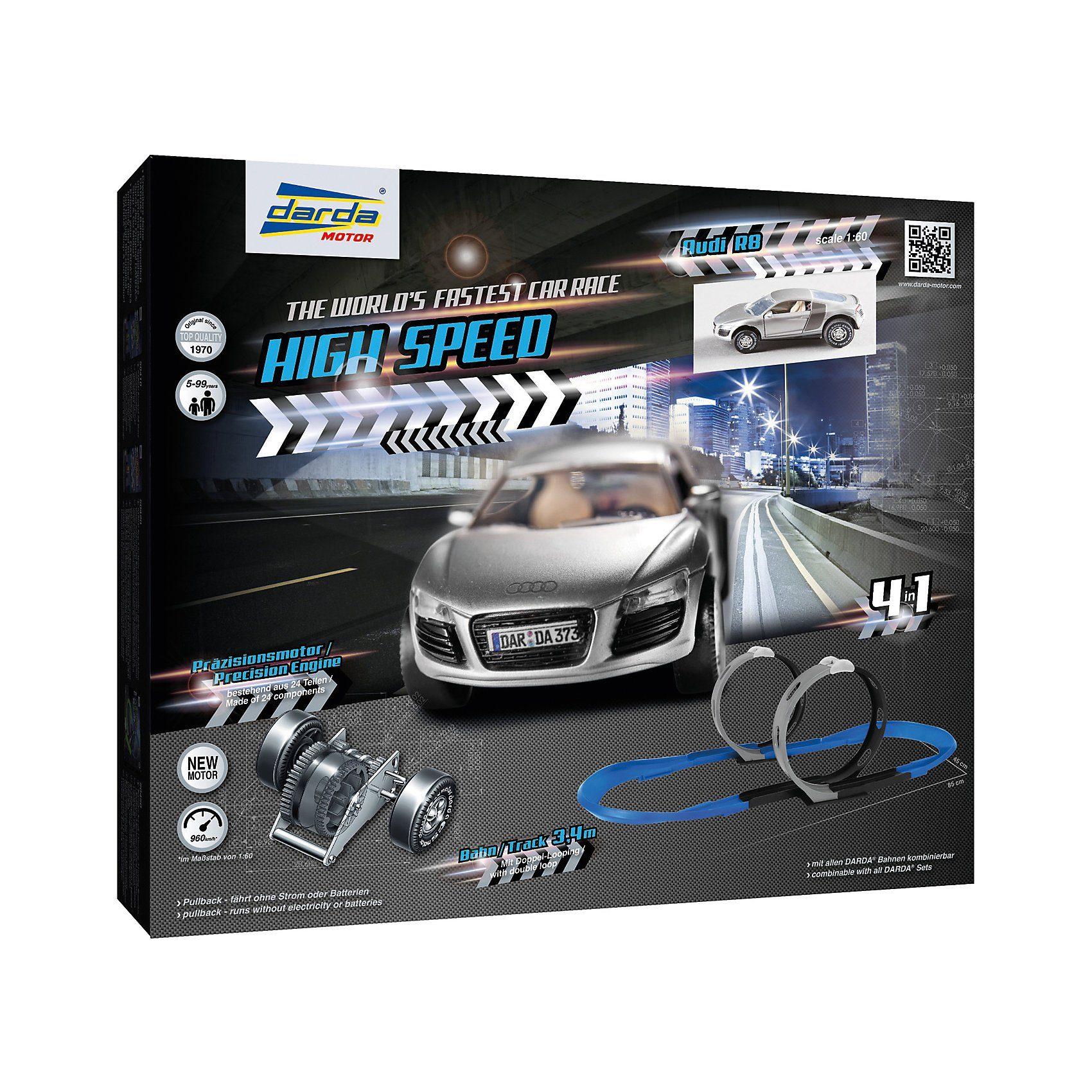 Darda® Motor High Speed