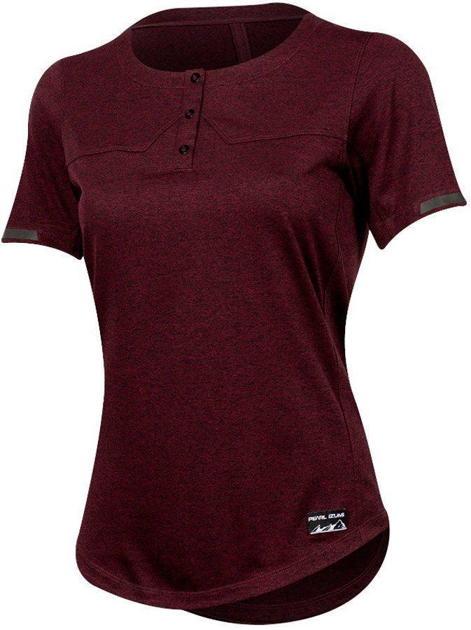 Pearl Izumi T-Shirt »Versa Short Sleeve Henley Women«