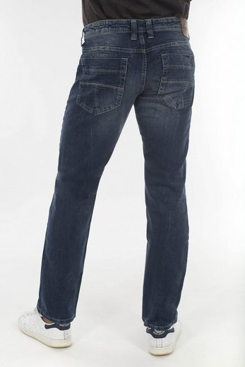 M.O.D MIRACLE OF DENIM Jeanshose in Denim-Optik