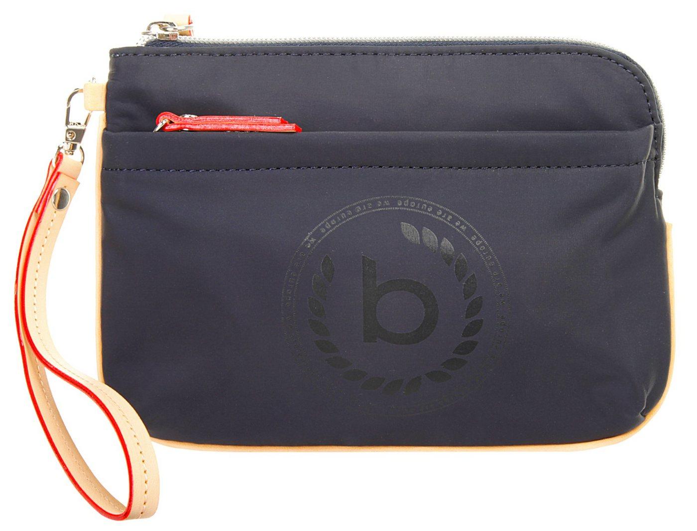 bugatti Abendtasche »LIDO«, besonders leicht | Taschen > Handtaschen > Abendtaschen | Blau | Nylon - Satin | bugatti