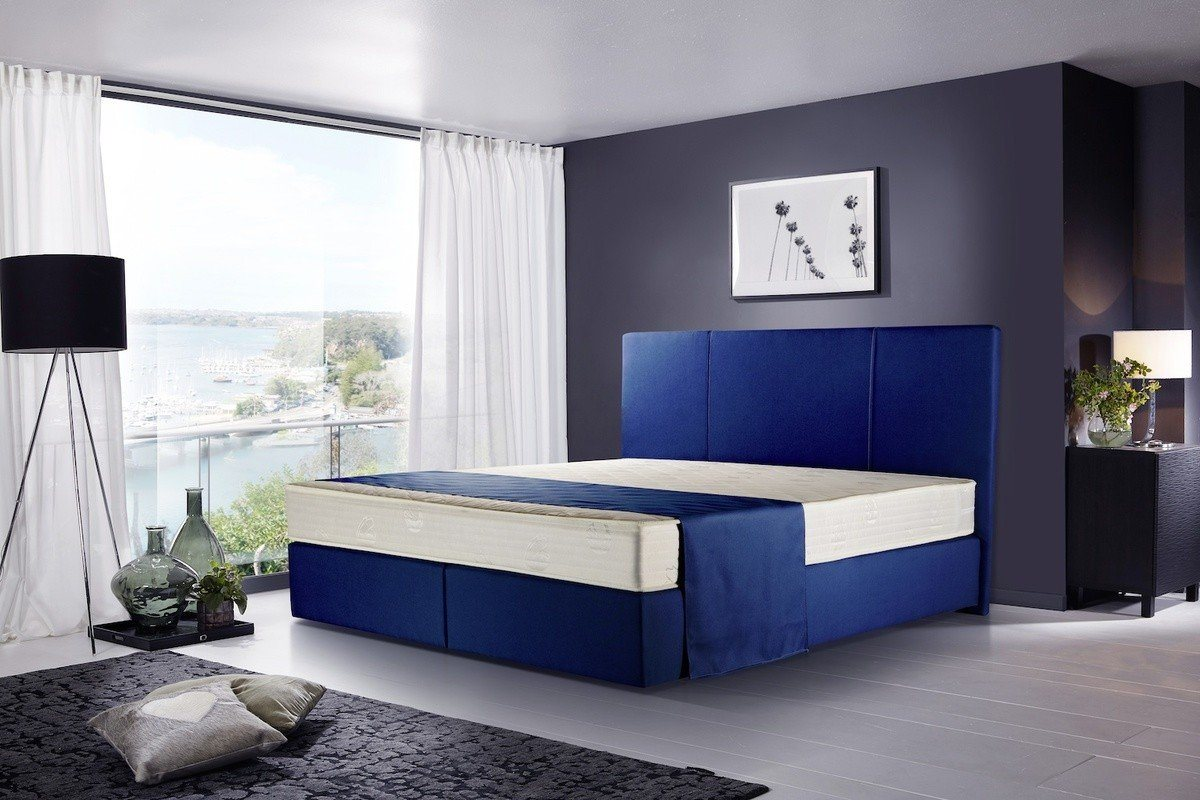schlafzimmer dunkelblau ferienwohnung 2 schlafzimmer 3d bettw sche 200x220 streichen ideen grau. Black Bedroom Furniture Sets. Home Design Ideas