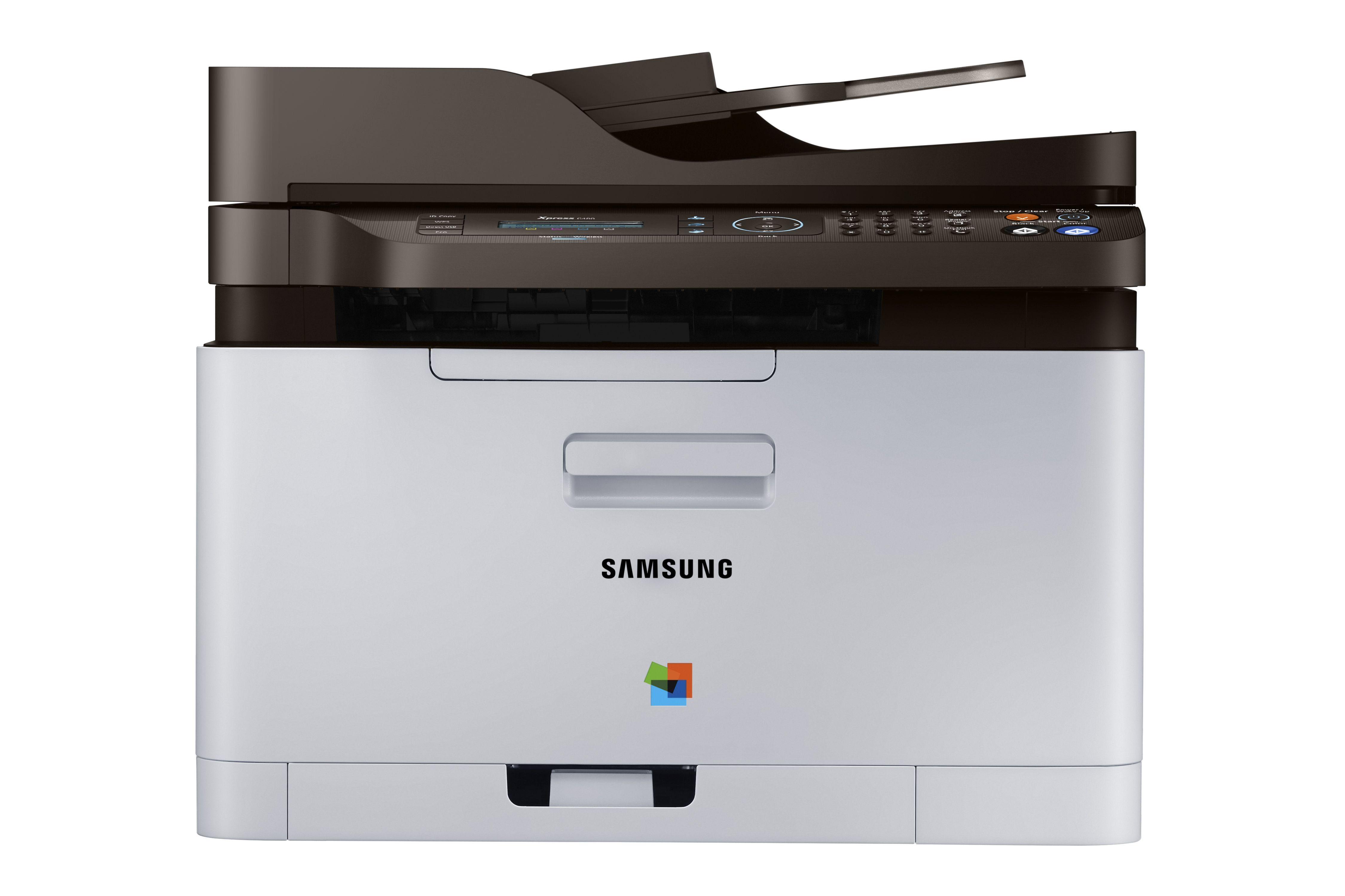 Samsung Xpress C480FN Color Laser MFP Drucker »Farblaser-Multifunktionsgerät«