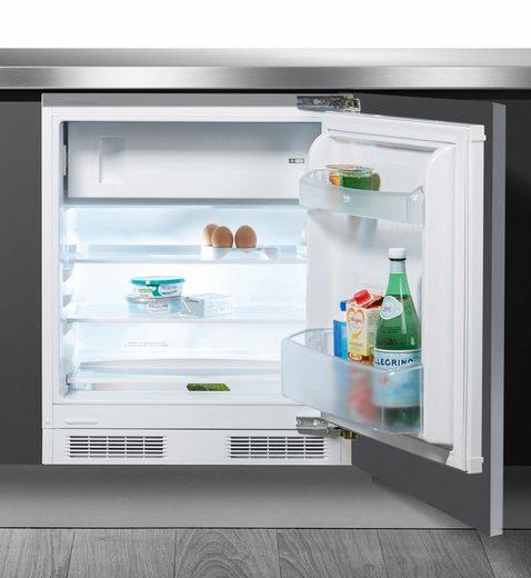 BEKO Einbaukühlschrank BU 1153, 81,3 cm hoch, 59,8 cm breit, integrierbar