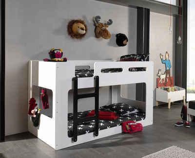 Etagenbett Metall Weiss : Etagenbett & doppelstockbett online kaufen » stockbett otto