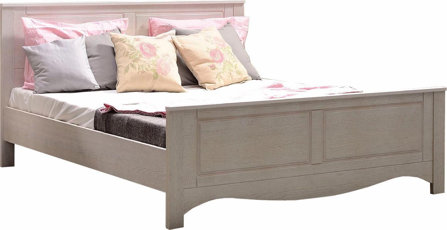 Home affaire Bett »Blanca« 160 cm breite Liegefläche mit Fußteil
