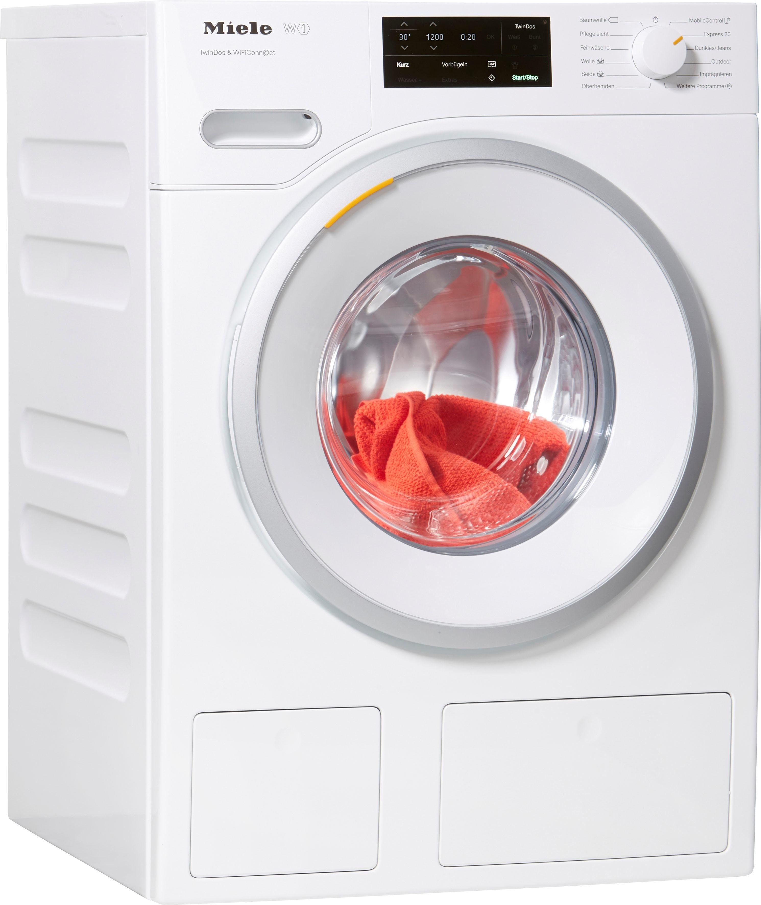 Miele Waschmaschine WWE 660 WCS, 8 kg, 1400 U/Min