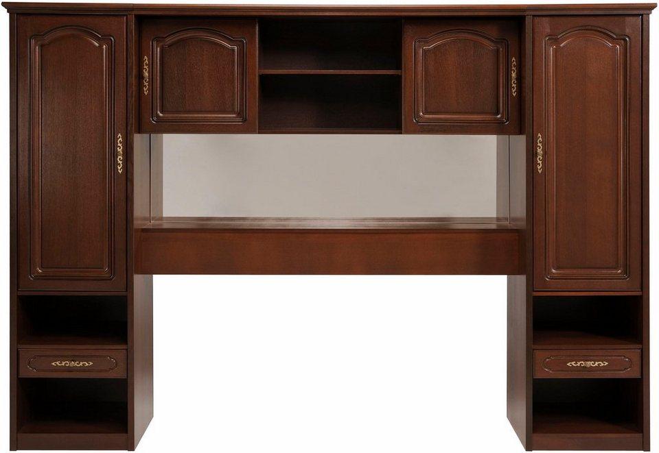 premium by home affaire regalwand berry hochwertig verarbeitet mit echtholzfurnier. Black Bedroom Furniture Sets. Home Design Ideas