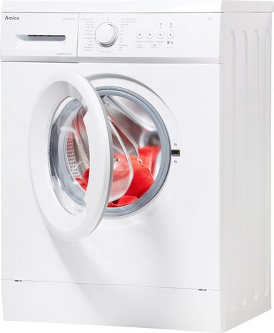 amica waschmaschine slim line wa 14680 w 6 kg 1000 u min unterbauf hig inklusive. Black Bedroom Furniture Sets. Home Design Ideas