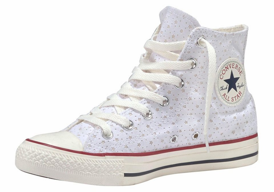 adcf82ddf712 Converse »Chuck Taylor All Star Hi Sterne« Sneaker