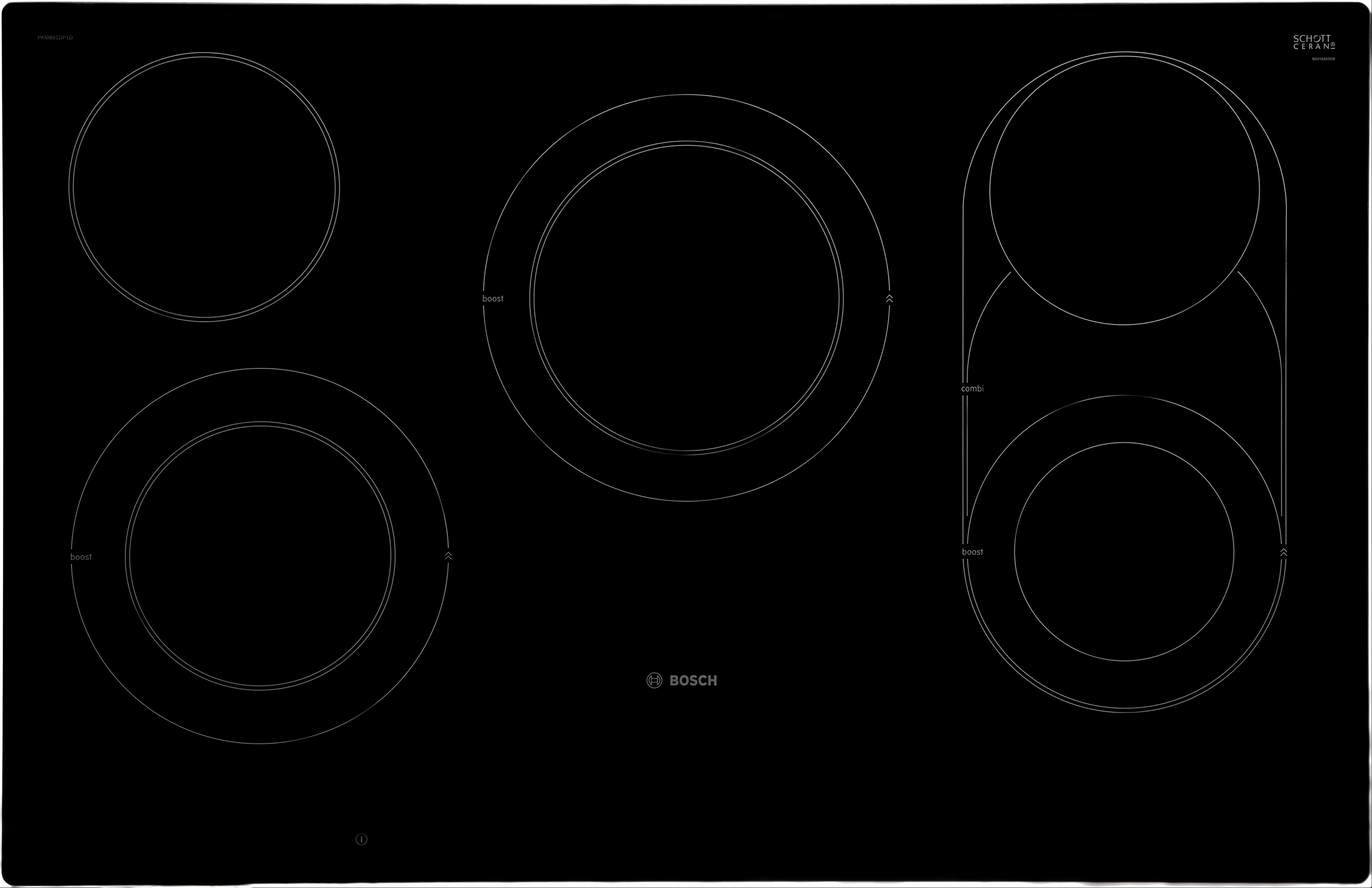 """Bosch Elektro-Kochfeld """"PKM801DP1D"""""""