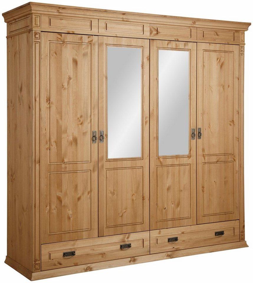 home affaire dreht renschrank vinales mit 4 t ren online kaufen otto. Black Bedroom Furniture Sets. Home Design Ideas