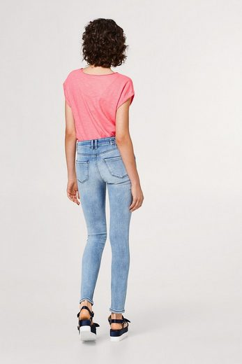 EDC BY ESPRIT Super-Stretch-Jeans in Jogg-Qualität