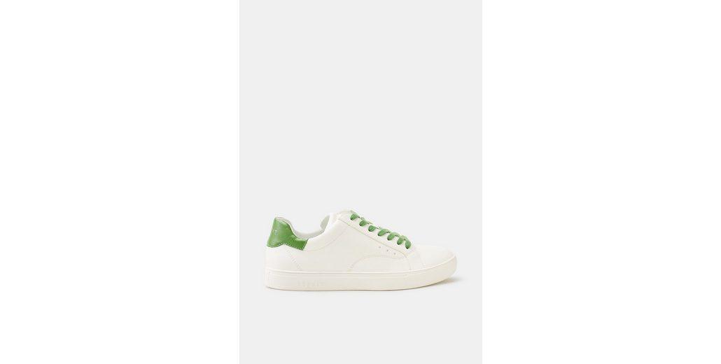 ESPRIT Sneaker mit Kontrast-Details Freies Verschiffen Online 1AEiwg34A
